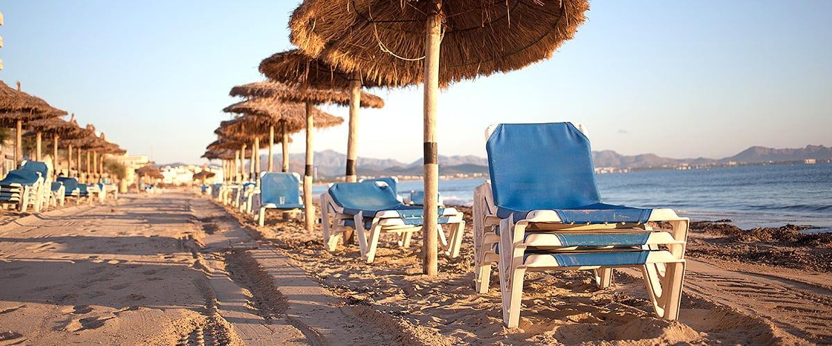 Palma de Mallorca - wypoczynek na plaży czy spacer uliczkami Starego Miasta? W Palma de Mallorca nie musisz wybierać :)