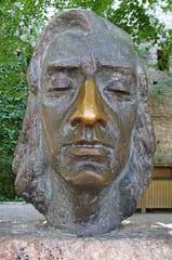 Pomnik Fryderyka Chopina w Valldemossie // Hispanico.pl