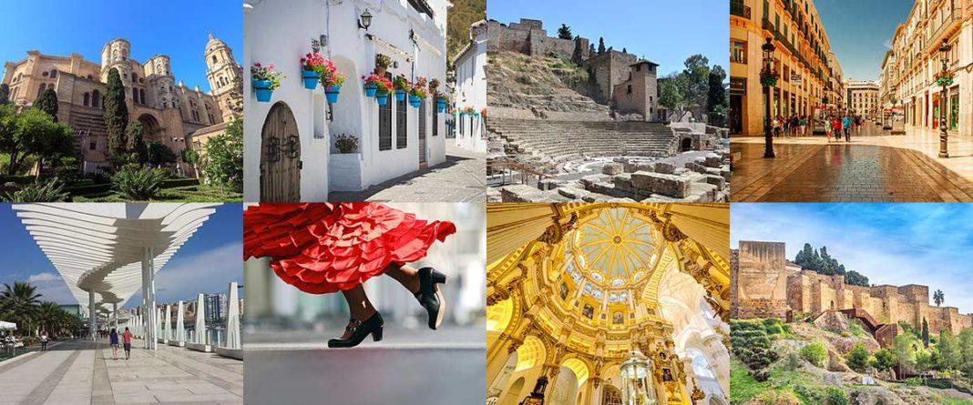 MÁLAGA (Costa del Sol) Darmowe Atrakcje, Malaga za darmo - Zwiedzanie Andaluzji za darmo!
