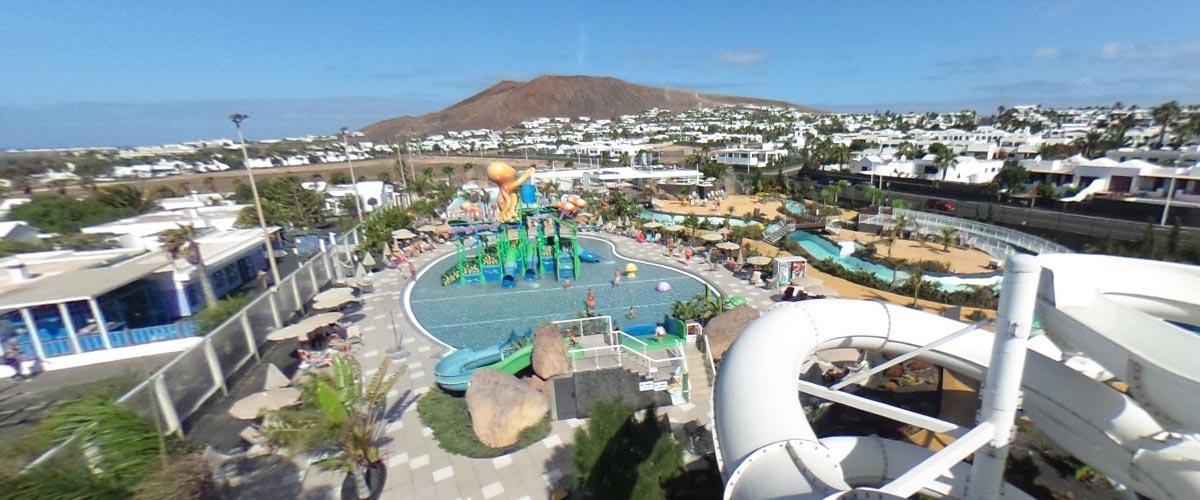 Aqualava Water Park - Aquapark na Lanzarote - Atrakcje i Bilety
