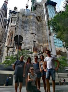 Zwiedzanie Barcelony z przewodnikiem