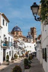 Okolice Starego miasta (Casco Antiguo de Altea)