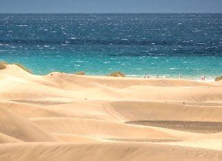 Gran Canaria - Plaże
