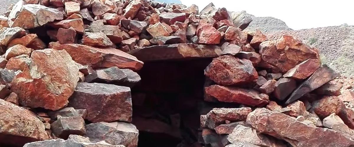 Necrópolis de Arteara - Największa nekropolia na Gran Canarii