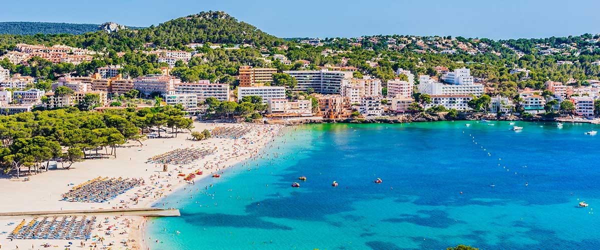 SANTA PONSA (Majorka) - Atrakcje, Zwiedzanie i Najciekawsze miejsca