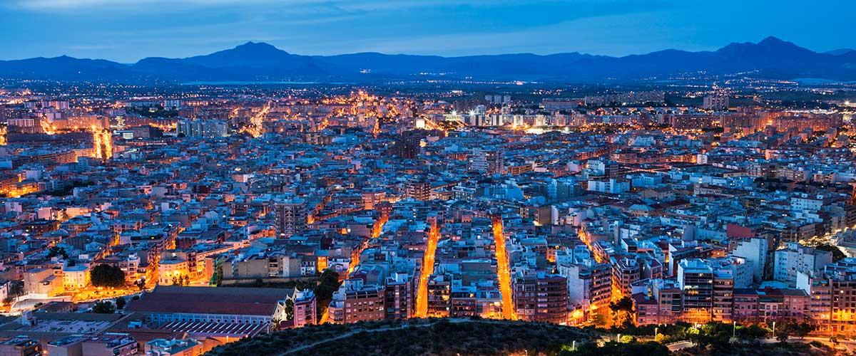 Długoterminowa prognoza pogody - Alicante. Pogoda długoterminowa i aktualna pogoda na 7 dni. Informacje pogodowe i prognozy pogody na cały rok.