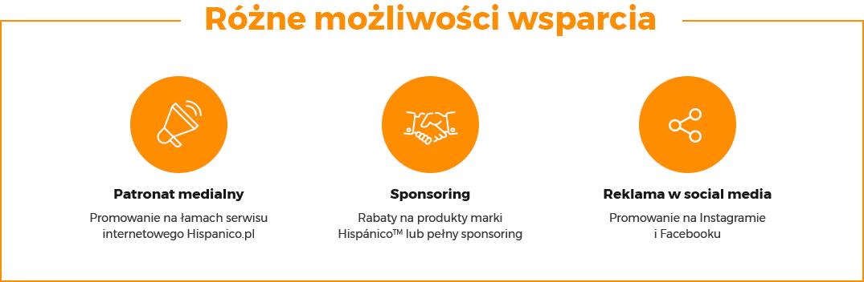 Współpraca z Hispanico.pl
