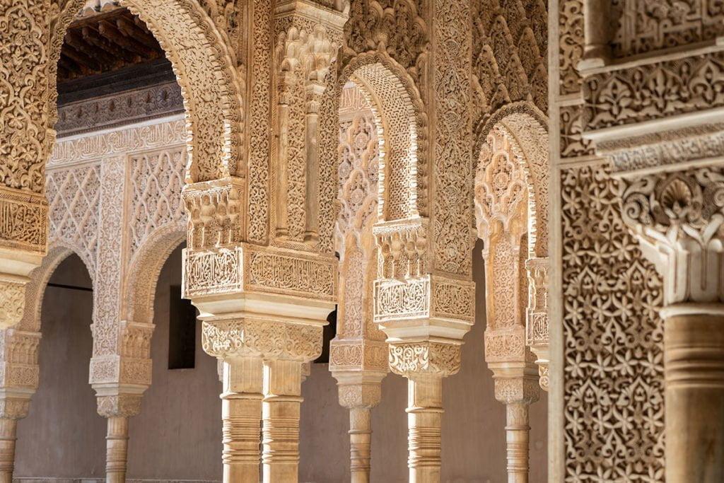 Alhambra, Granada(Hiszpania)