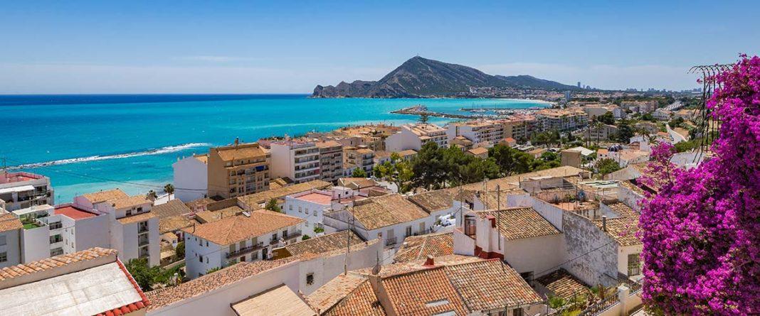 Wybrzeże Costa Blanca, Hiszpania