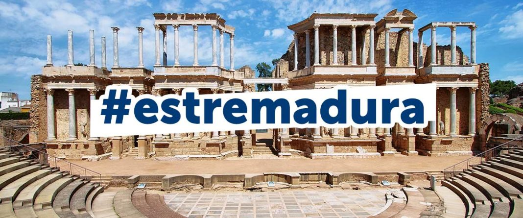 Estremadura - Region Hiszpanii