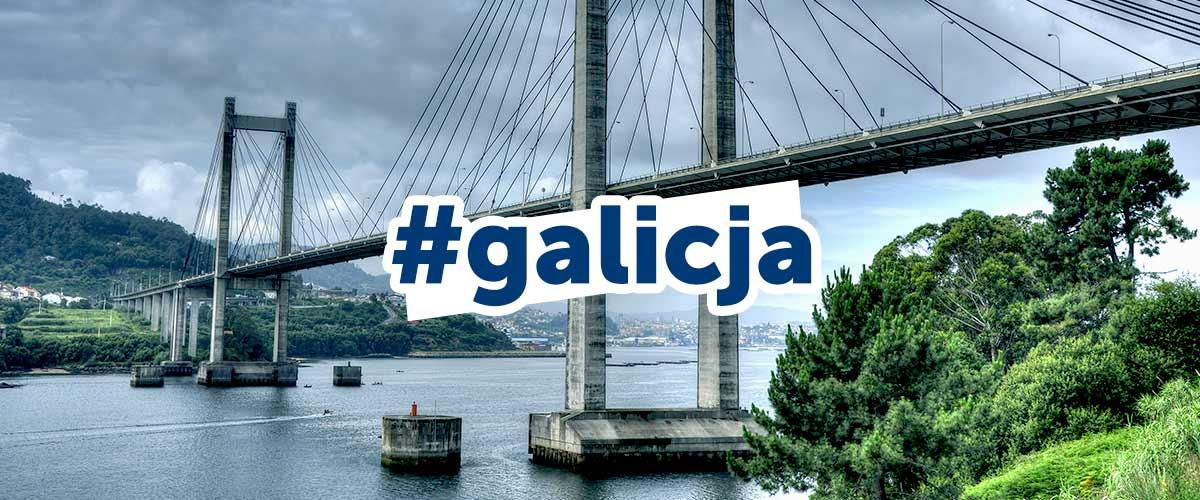 Galicja - Region Hiszpanii