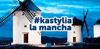 Kastylia La Mancha - Region Hiszpanii