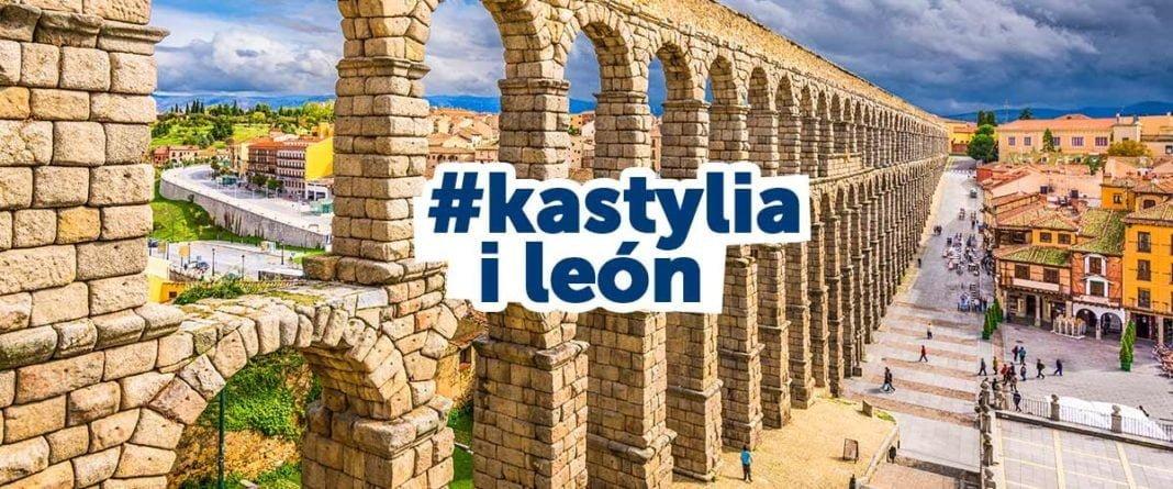 Kastylia i León - Region Hiszpanii