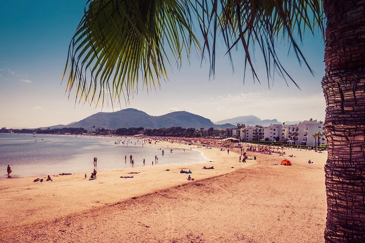 Plaże w Alcúdii