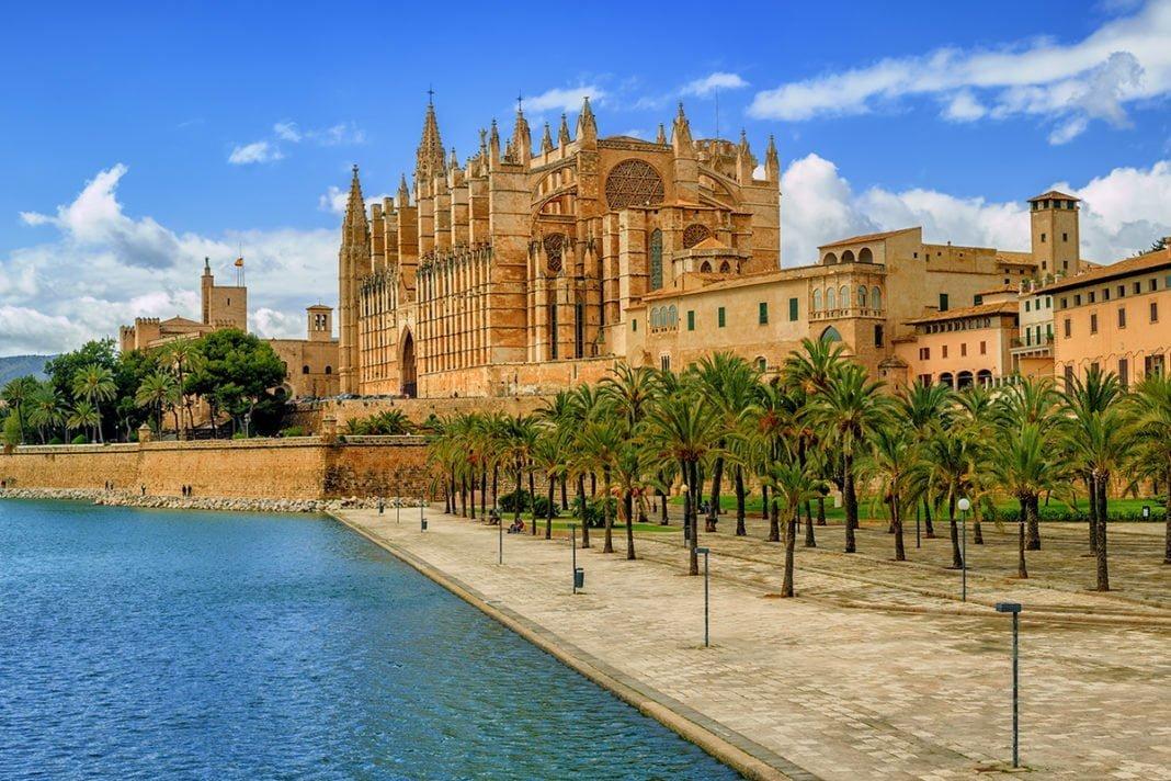 Katedra La Seu na Majorce