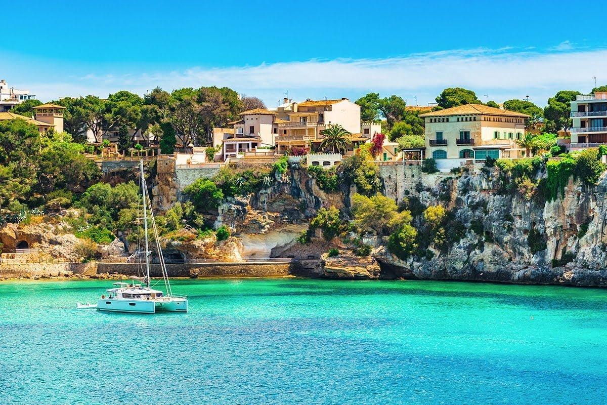 Porto Cristo - Urokliwe miasto na Majorce