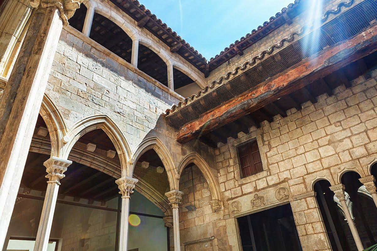 Muzeum Picassa w Barcelonie