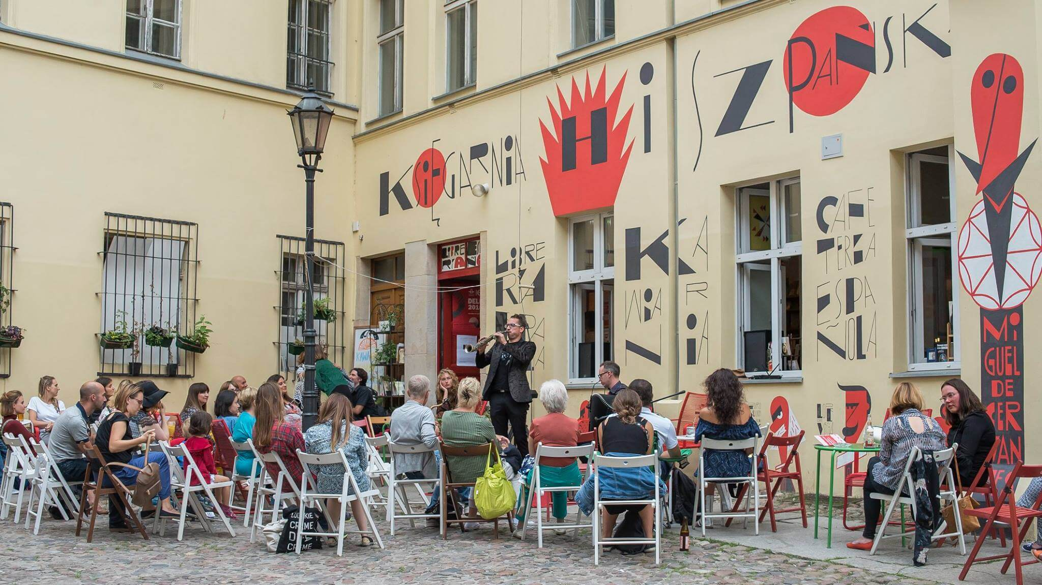 Noc Opowiadań Iberyjskich w Księgarni Hiszpańskiej ELITE we Wrocławiu