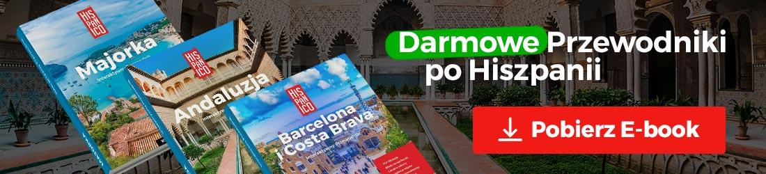 Darmowe Przewodniki po Hiszpanii od Hispanico.pl