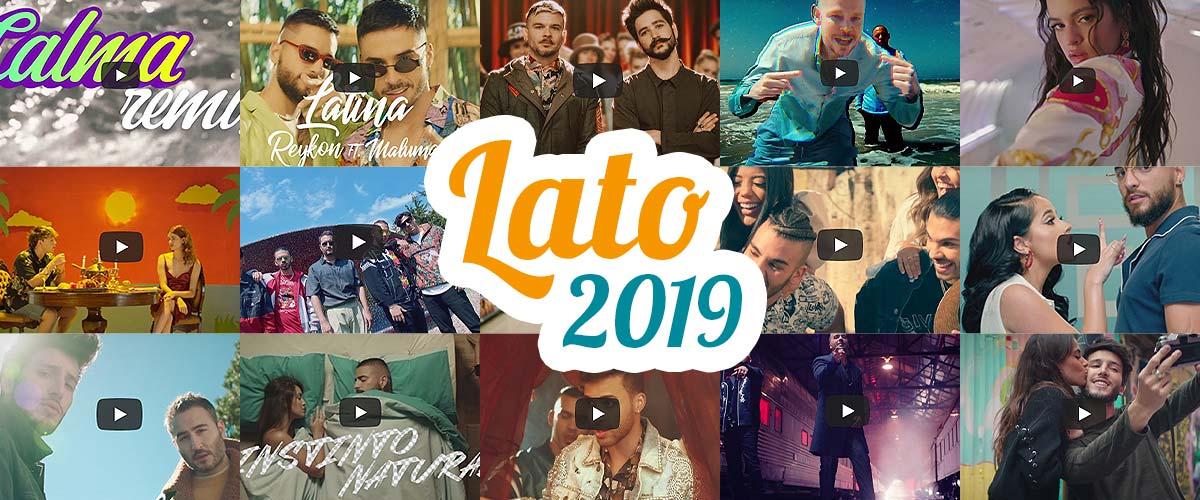 Hiszpańskie Hity - Lato 2019