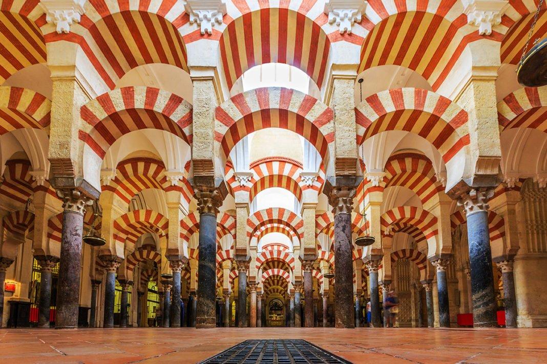 Las Kolumn, Wielki Meczet w Kordobie