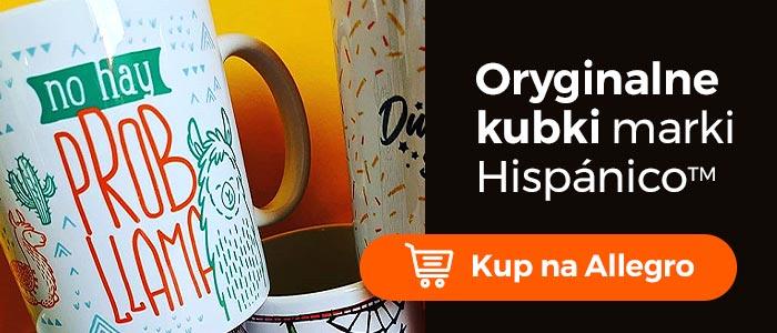 Hiszpańskie Kubki marki Hispanico - www.hispanico.pl/allegro