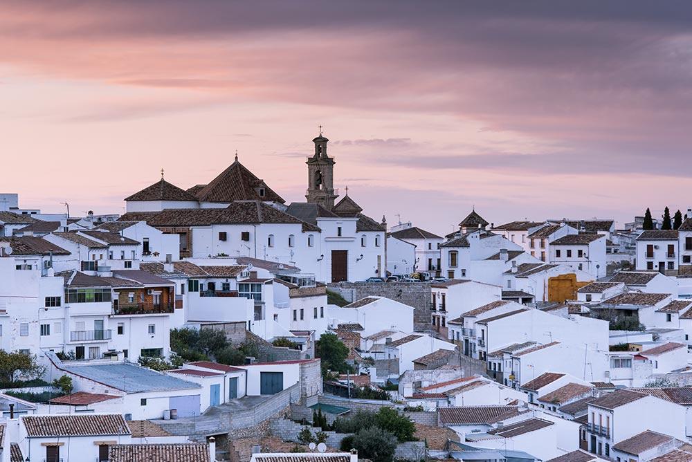 Panorama Antequera