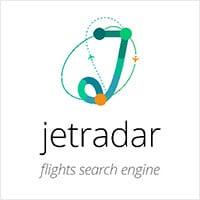 JetRadar - Kup bilety lotnicze przez Internet