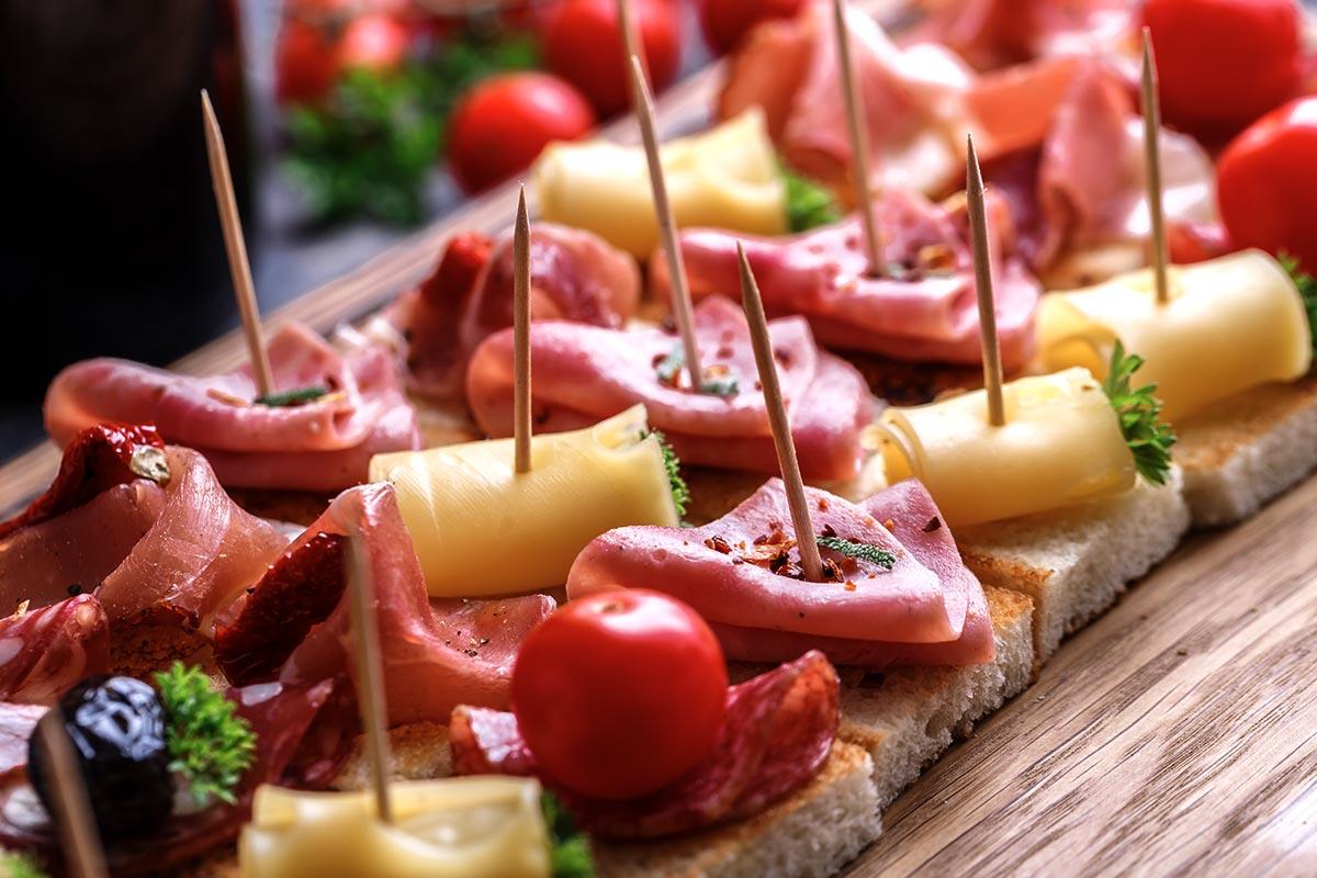 Pinchos, czyli tapas po baskijsku