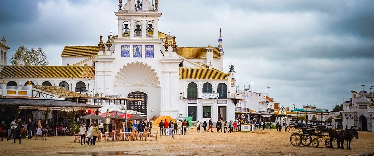 Romería de El Rocío - Największa pielgrzymka w Andaluzji