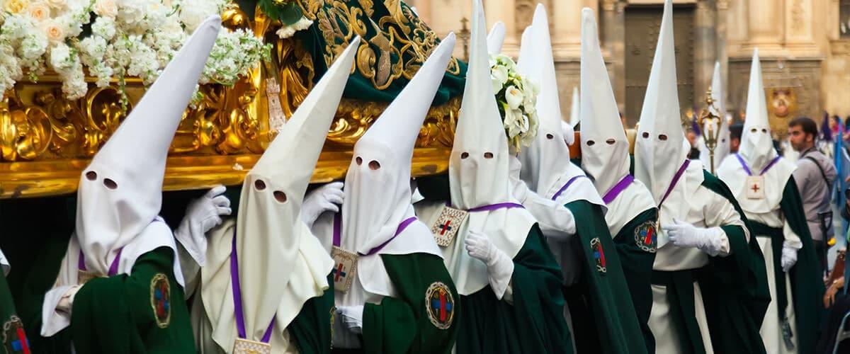 Semana Santa - Wielki Tydzień w Hiszpanii