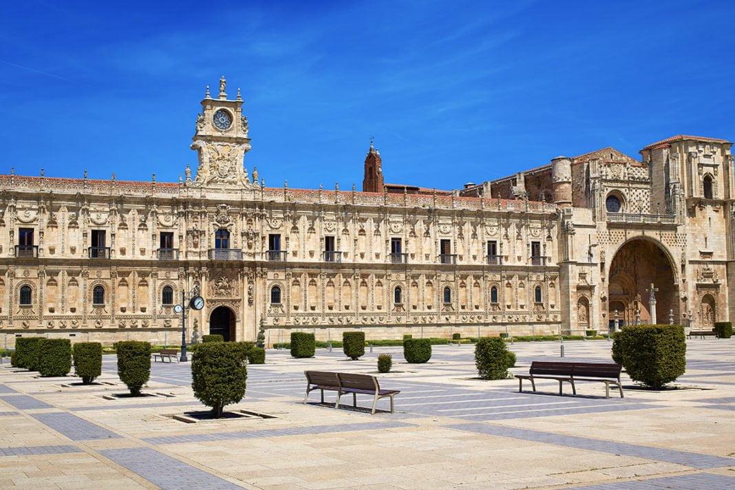 Convento de San Marcos, León (Hiszpania)
