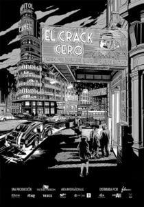 """Plakat z filmu """"Detektyw Areta"""""""
