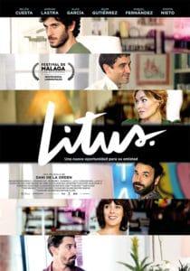 """Plakat z filmu """"Litus"""""""