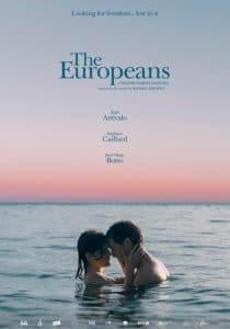 "Plakat z filmu ""Po europejsku"""