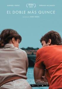 """Plakat z filmu """"Życie zaczyna się po czterdziestce"""""""