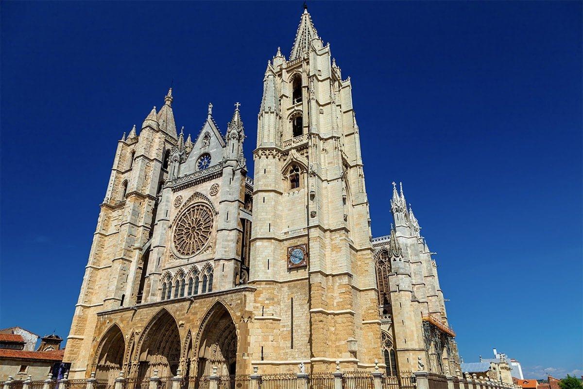 Katedra w León (Catedral de León)