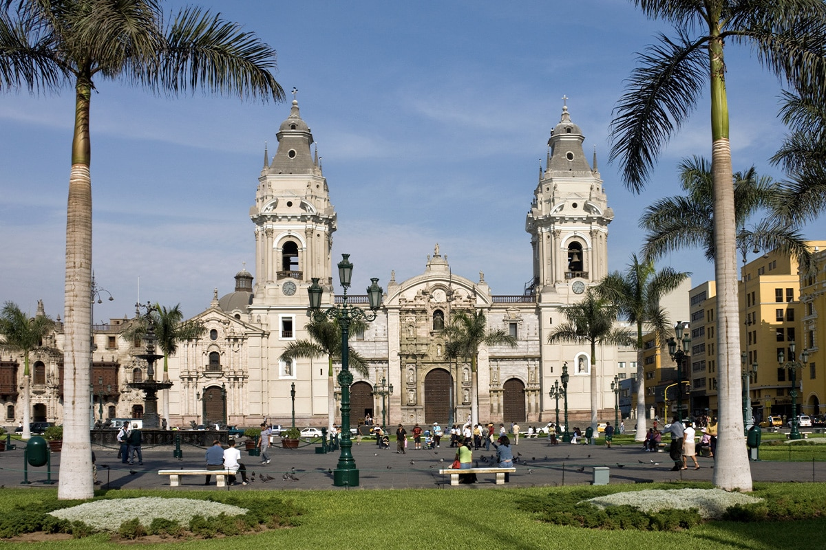 Katedra w Limie