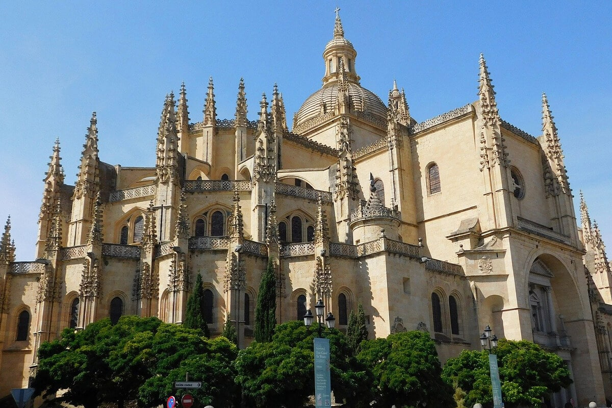 Katedra w Segowii
