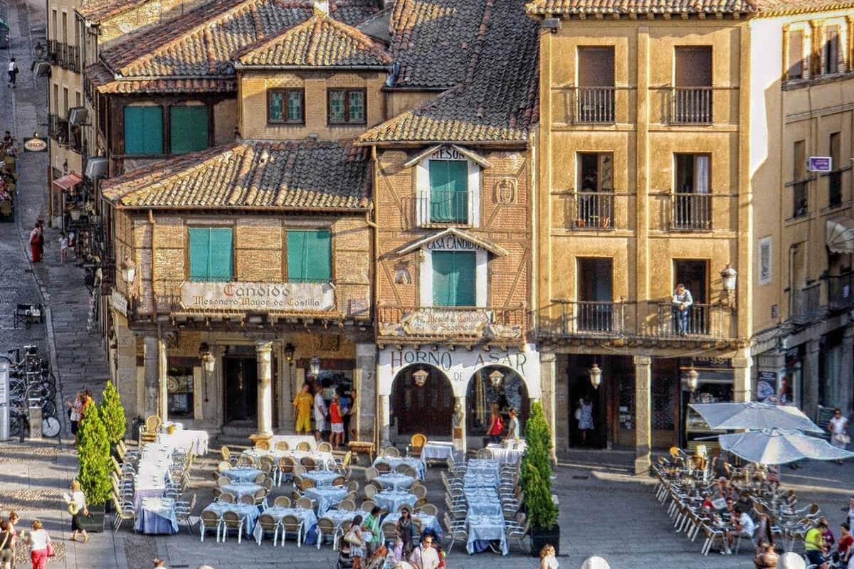 Stare Miasto (El Casco Antiguo), Segowia