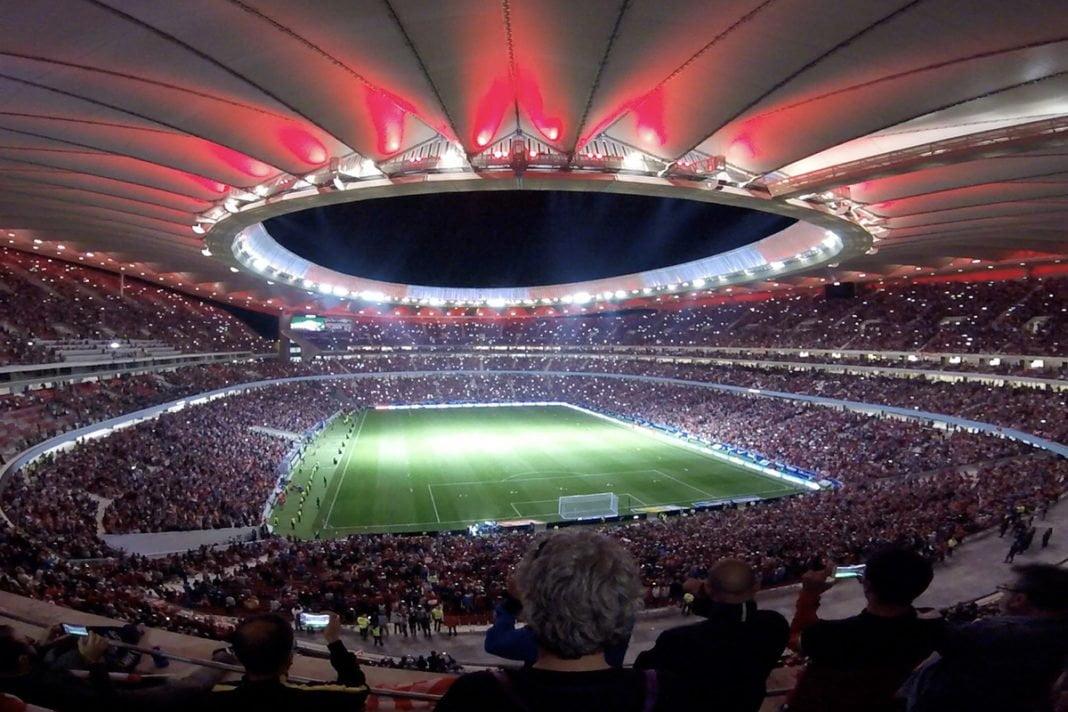 Wanda Metropolitano - Stadion Atlético Madryt