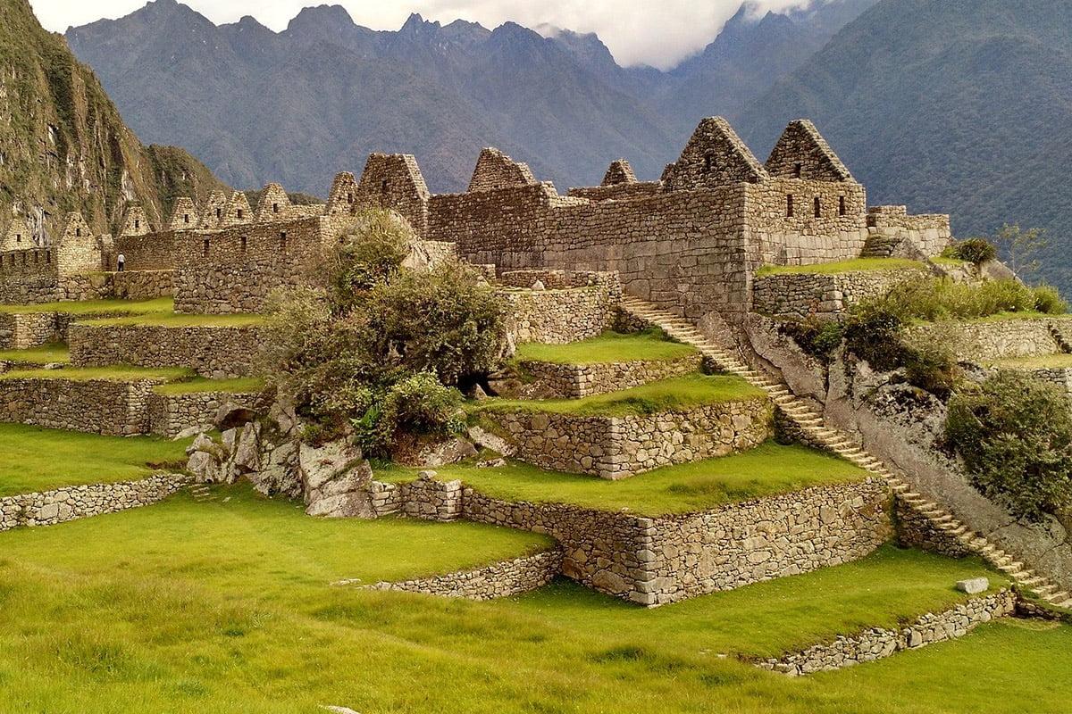 Machu Picchu - Zaginione Miasto Inków