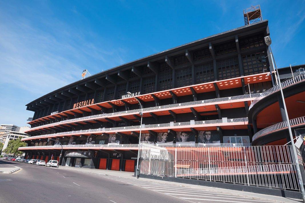 Stadion Mestalla w Walencji
