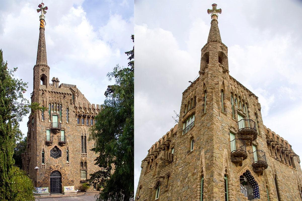 Wieża Bellesguard (Torre Bellesguard)