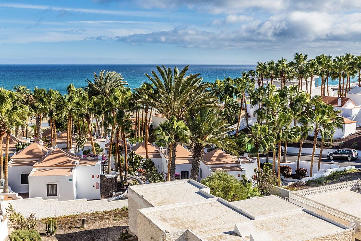 Costa Calma - Turystyczna miejscówka na Półwyspie Jandia