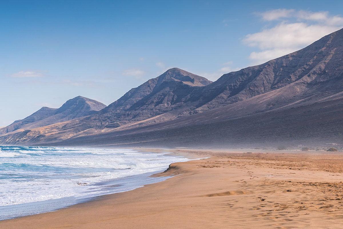 Półwysep Jandia na Fuerteventurze