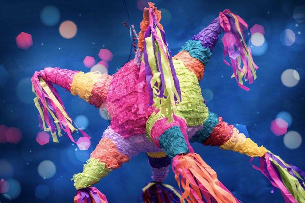 Piniata - Słodki element meksykańskiej kultury
