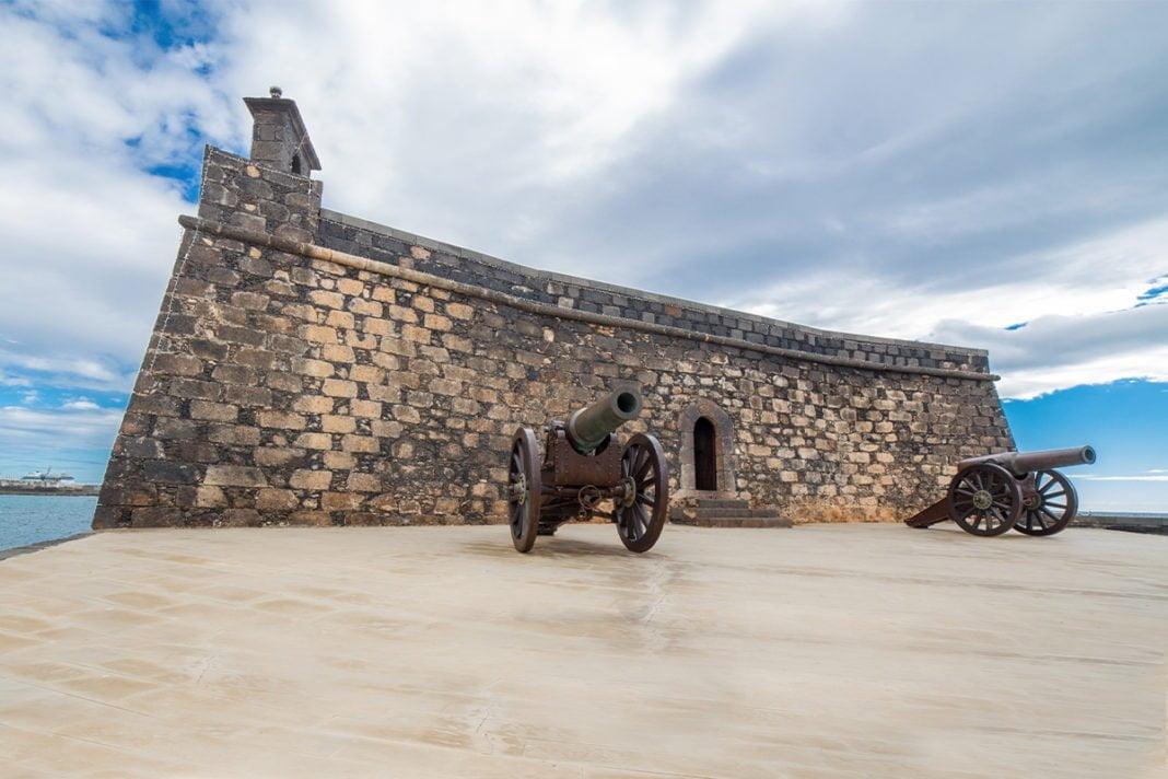 Castillo de San Gabriel, czyli Zamek św. Gabriela na Lanzarote