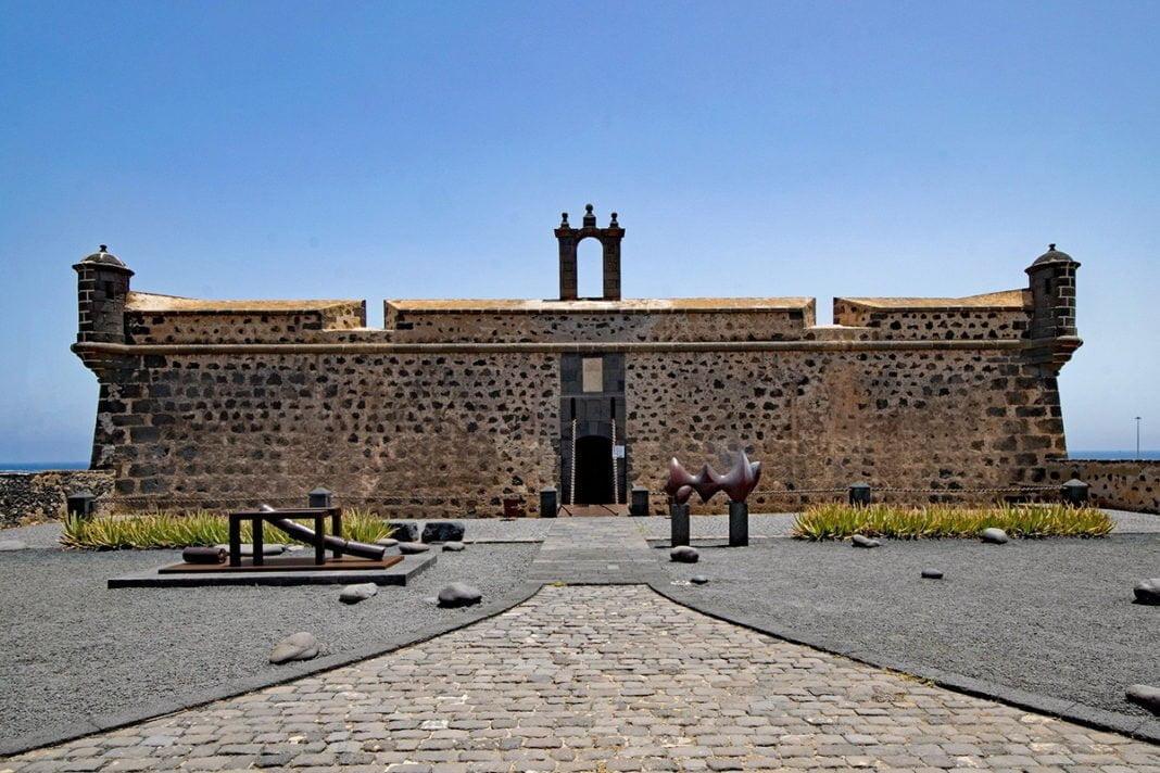 Castillo de San José - Muzeum Sztuki Współczesnej na Lanzarote