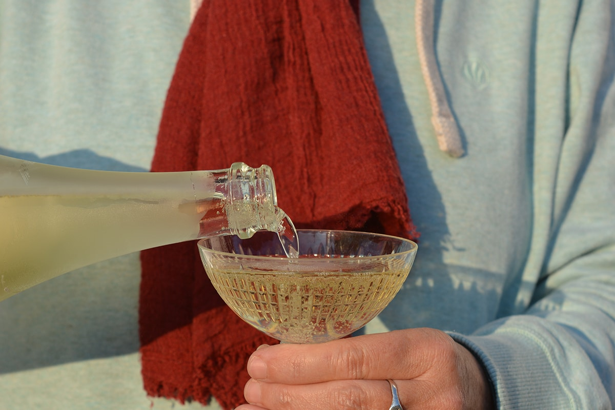 Cava to popularny trunek alkoholowy w Katalonii